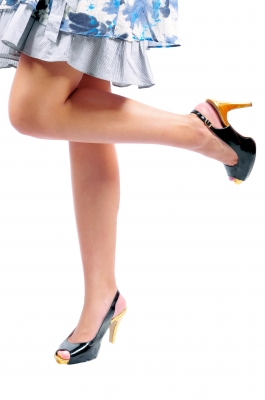 High Heels often Cause even more Bunion Pain.